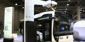 Изготовление монтажных комплектов зарядных станций и металлоконструкций для электробусов.
